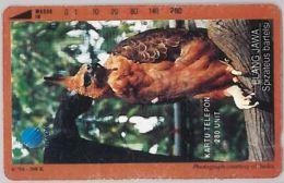 PHONE CARD - INDONESIA (E39.50.8 - Indonesia