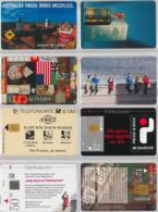 LOT 4 PHONE CARD- GERMANIA (E42.45.5 - Germany