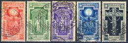 Anno Santo 1933 - Serie Completa Annullata - 1900-44 Victor Emmanuel III