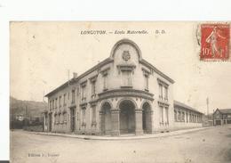LONGUYON  ECOLE °°°    282 - Longuyon