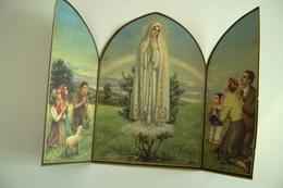 RICORDO  ANNO MARIANO ISTITUTO  MISSIONARIO DEL S. CUORE MONZA   A SCRIGNO  SIGNED GOBBI   IMAGE SACRE - Religion & Esotérisme