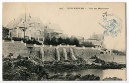 CPA 29 CONCARNEAU (finistère) N° 2365 Villa Des Haudriettes - Concarneau