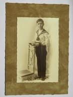Photographie D'un Communiant, Jacques Carrot - Personnes Identifiées