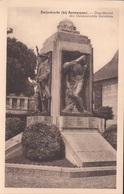 Zwijndrecht Bij Antwerpen Standbeeld Der Gesneuvelde Soldaten - Zwijndrecht