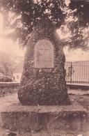 Weris Monument Aux Morts Pour La Patrie - Durbuy