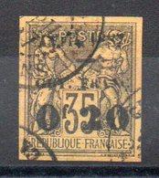 GUYANE - YT N° 4a Signé Calves - Cote 65,00 € - Guyane Française (1886-1949)