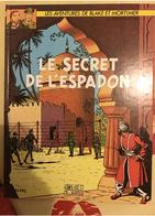 BLAKE ET MORTIMER - SECRET DE L'ESPADON - TOME 2 - Blake Et Mortimer