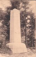 Rossignol Stèle élevée à La Mémoire D'Ernest Psichart à L'endroit Ou Il Mourut Le 22 Août 1914 - Tintigny