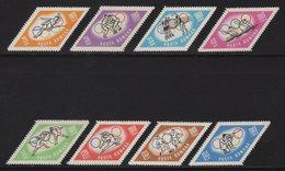 Roumanie - N°2024 à N°2031 - Jeux Olympiques De Tokyo - Neufs Sans Charniere ** MNH - Cote +11.50€ - 1948-.... Républiques