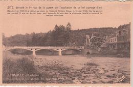 Aywaille:   Les Abords Du Pont Albert 1er - Aywaille