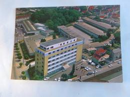 CP 10/15  CAEN  Clinique Pasteur  Rue Paris - Caen