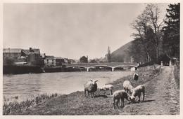 Aywaille:   Nouveau Pont Albert 1er - Aywaille