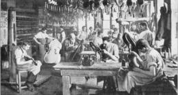 MIRECOURT Atelier De Lutherie 1926 - Vecchi Documenti