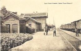 TISSELT - BLAASVELD STATIE - STATION - Willebroek