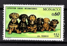 MONACO 1976 -  N° 1051 - NEUF** - Monaco