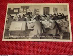 TOURNAI -  Ecole Provinciale Des Textiles Et De Bonneterie De Tournai - Salle De Dessin Ornemental - Tournai