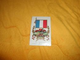 CARTE POSTALE ANCIENNE CIRCULEE DE 1914. / 89e REGIMENT D'INFANTERIE EN GARNISON A SENS YONNE. / CACHET. - Regimente
