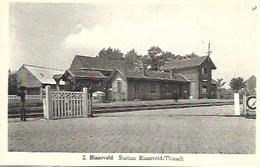 BLAASVELD - TISSELT - STATIE - STATION - Willebroek