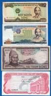 Viet -nam  8  Billets - Vietnam
