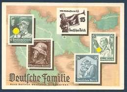 Deutsche Familie - Militaria