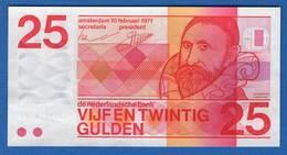 Pays  Bas  25  Gulden  Sup - 25 Gulden