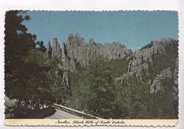 Needles, Black Hills Of South Dakota, 1979 Used Postcard [22522] - Verenigde Staten