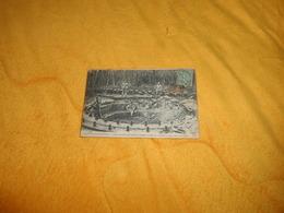 CARTE POSTALE ANCIENNE CIRCULEE DE 1921. / CREPY EN LAONNOIS.- EMPLACEMENT DU CANON A LONGUE PORTEE DIT BERTHA.. - Frankreich
