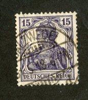 W-10557 Empire Mi#101(o) (3.00€) Offers Welcome-over 61000 Items! - Alemania