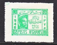 AFGHANISTAN   345-6  * - Afghanistan