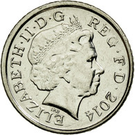 Monnaie, Grande-Bretagne, 5 Pence, 2014, TTB, Nickel Plated Steel - 1971-… : Monnaies Décimales