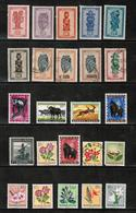 RUANDA URUNDI---Collection Of USED/UNUSED DL-656 - Stamps