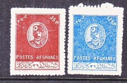AFGHANISTAN   364-5     * - Afghanistan