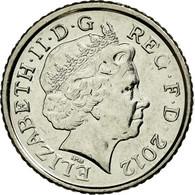 Monnaie, Grande-Bretagne, Elizabeth II, 5 Pence, 2012, British Royal Mint, TTB - 1971-… : Monnaies Décimales