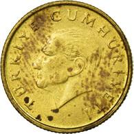 Monnaie, Turquie, 100 Lira, 1991, TTB, Aluminum-Bronze, KM:988 - Turquie