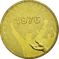 Monnaie, Pologne, 30th Anniversary Of June 1976, 2 Zlote, 2006, Warsaw, TTB - Pologne