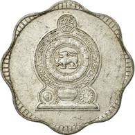 Monnaie, Sri Lanka, 10 Cents, 1978, TTB, Aluminium, KM:140a - Sri Lanka