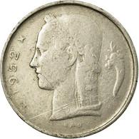 Monnaie, Belgique, Franc, 1952, TTB, Copper-nickel, KM:142.1 - 1951-1993: Baudouin I