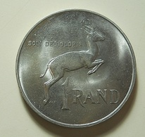 South Africa 1 Rand 1989 - Afrique Du Sud