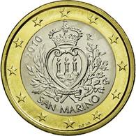 San Marino, Euro, 2010, SUP, Bi-Metallic, KM:485 - San Marino