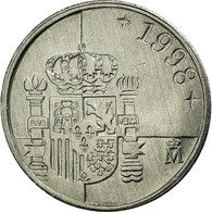 Monnaie, Espagne, Juan Carlos I, Peseta, 1998, TTB, Aluminium, KM:832 - [ 5] 1949-… : Royaume
