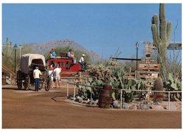 (7777) USA - Stagecoach - Histoire