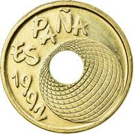 Monnaie, Espagne, Juan Carlos I, 25 Pesetas, 1992, Madrid, SUP, Aluminum-Bronze - [ 5] 1949-… : Royaume