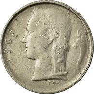 Monnaie, Belgique, Franc, 1965, TB+, Copper-nickel, KM:142.1 - 1951-1993: Baudouin I