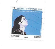 Marseille-Provence 2013 Oblitéré 4713 - France