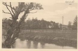 Ansart ,Tintigny , Panorama ,UNIQUE Photocarte Agfa De 1953 - Tintigny