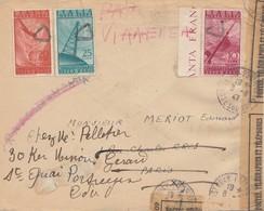 Italien: Firenze 1947 Nach Paris - Italy