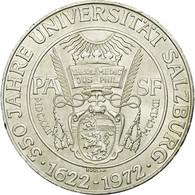 Monnaie, Autriche, 50 Schilling, 1972, SPL, Argent, KM:2913 - Autriche