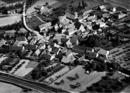 ! Lindflur Reichenberg B. Würzburg, Unterfranken, Bayern, Luftbild 1938, Moderner Abzug, Nr. 42374 Format 17,8 X 12,7 Cm - Other