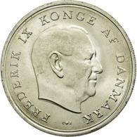 Monnaie, Danemark, Frederik IX, 10 Kroner, 1967, Copenhagen, SPL, Argent, KM:856 - Danemark