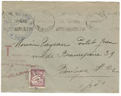 11500 - Sans TP D'ARRAS - Postmark Collection (Covers)